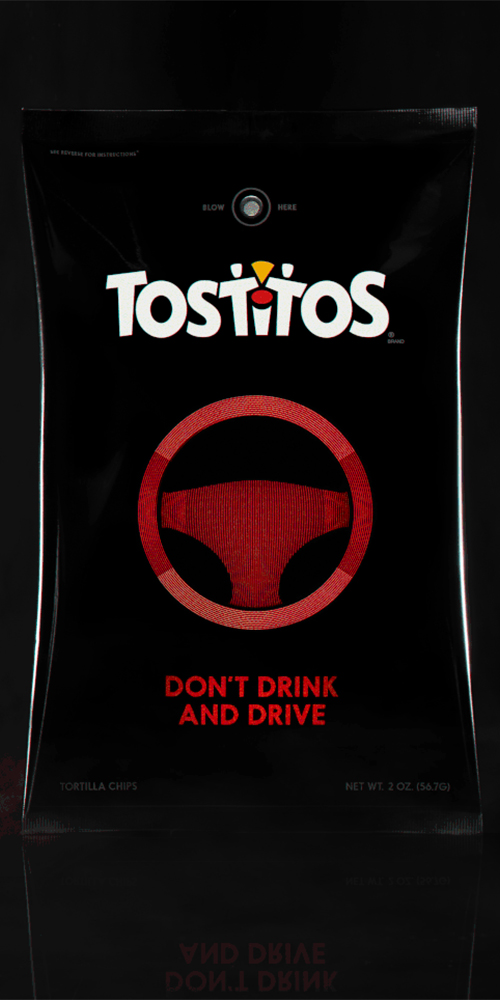Tostitos Party Safe Bag